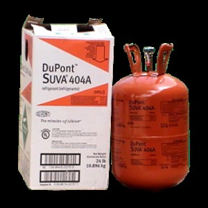 Gas DuPont™ Suva® 404A