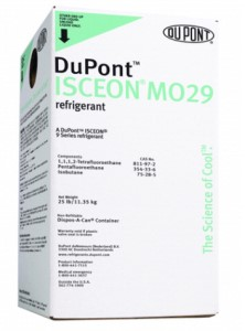 Gas DuPont ™ ISCEON® MO29